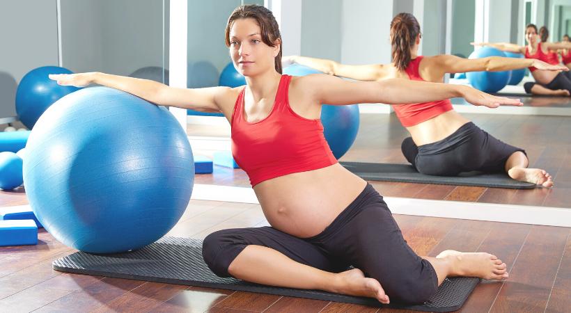 Pilates para Grávidas: Conheça todos os benefícios!